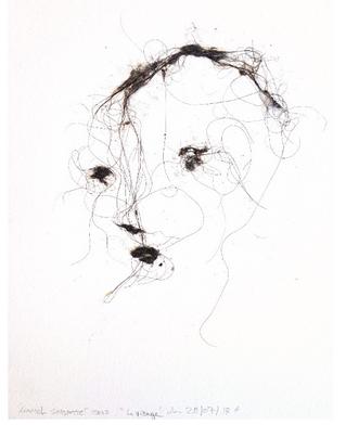 """""""Figures d'été"""", exposition solo de Lionel Sabatté, du 21 septembre au 14 novembre 201"""