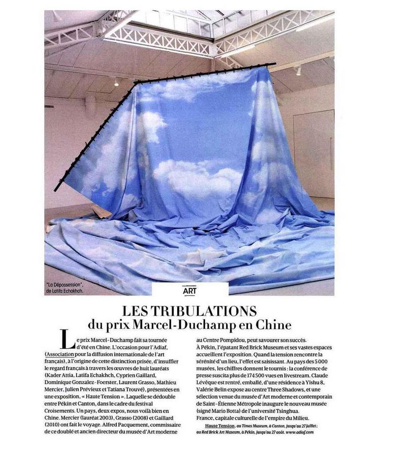 Madame Figaro - le 30 juin 2017