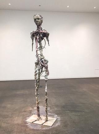 PHYSICAL ATTRACTION, exposition solo de Lionel Sabatté, du 12 Janvier au 25 Février 2017.