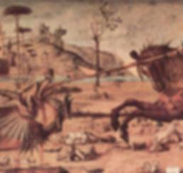Vittore Carpaccio - St Georges et le Dra