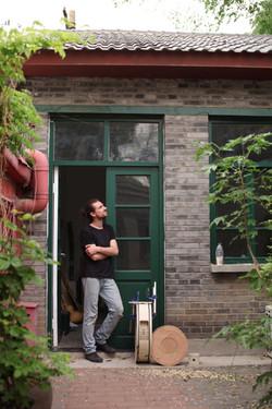 Interview de Jonas Delhaye par Radio Chine Internationale