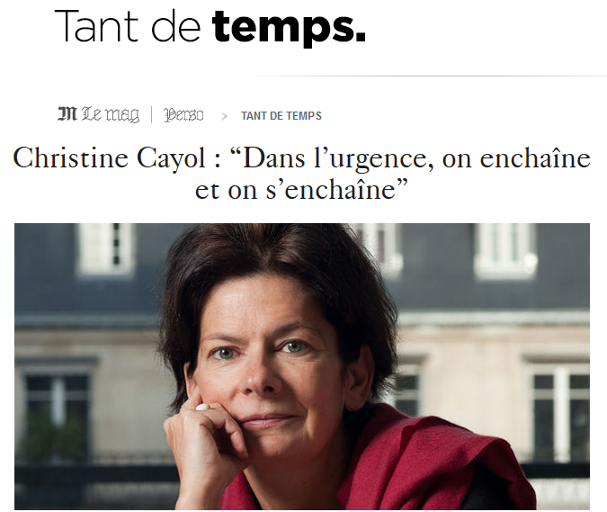 LeMonde.fr du 24 dec 2015