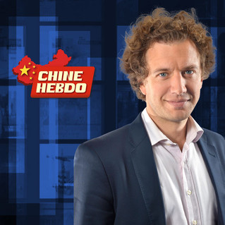Christine Cayol dans Chine Hebdo sur BFM BUSINESS RADIO