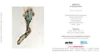 """""""Paris 2.0"""" et """"Into the woods"""", expositions collectives de Cécile de Cassagnac"""