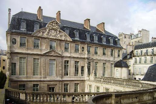 Hotel Salé, Paris
