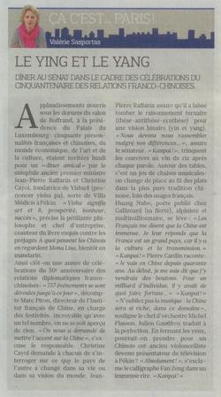 Le Figaro du 3 Décembre 2014