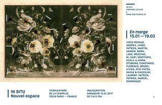 """""""En marge"""" : Exposition collective avec Constance Nouvel"""