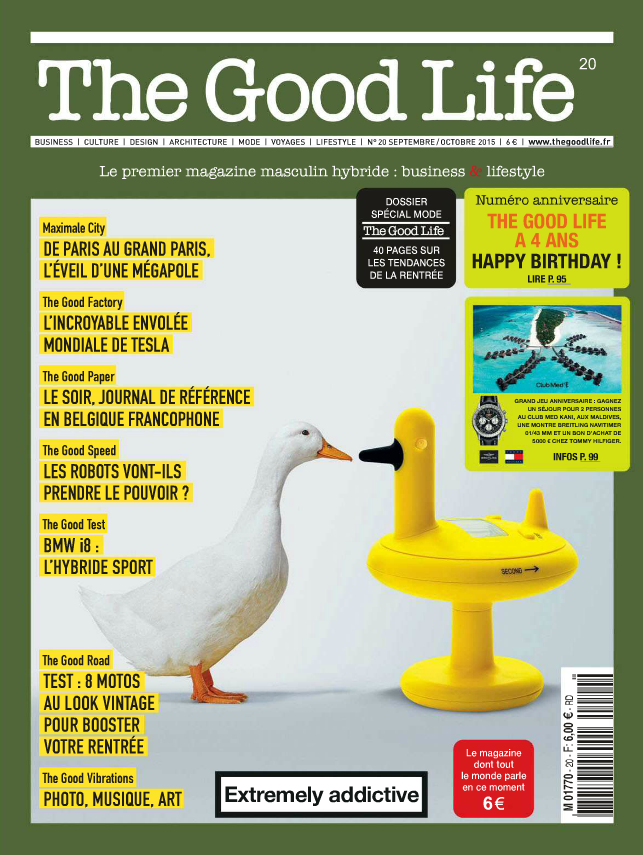 The Goodlife - Sept/Oct 2015