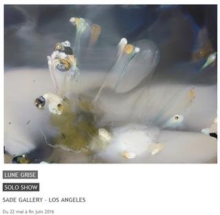 Lionel SABATTE : Exposition solo à la SADE GALLERY de Los Angeles