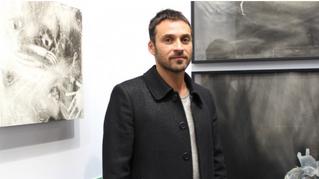 Lionel Sabatté                                                  Lauréat du Prix Drawing Now 2017