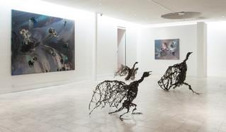 Les expositions en cours de Lionel Sabatté
