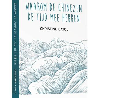 """PARUTION : """"Pourquoi les Chinois ont-ils le temps ?""""  en version néerlandaise!"""