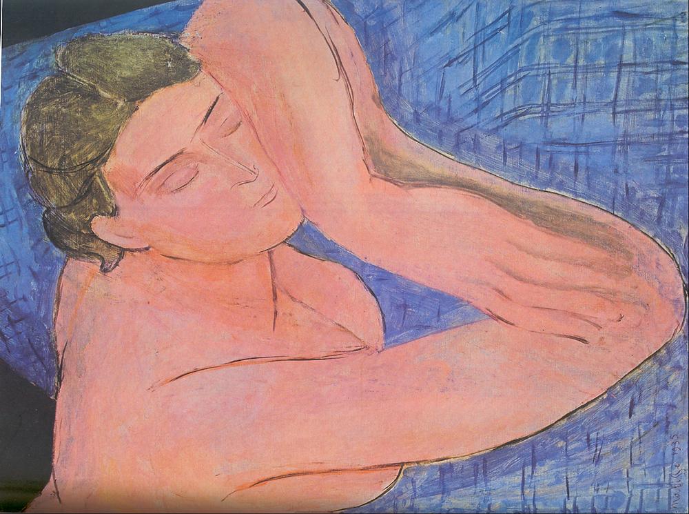 Matisse - Le rêve