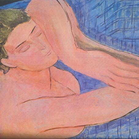 Henri Matisse  - Le rêve
