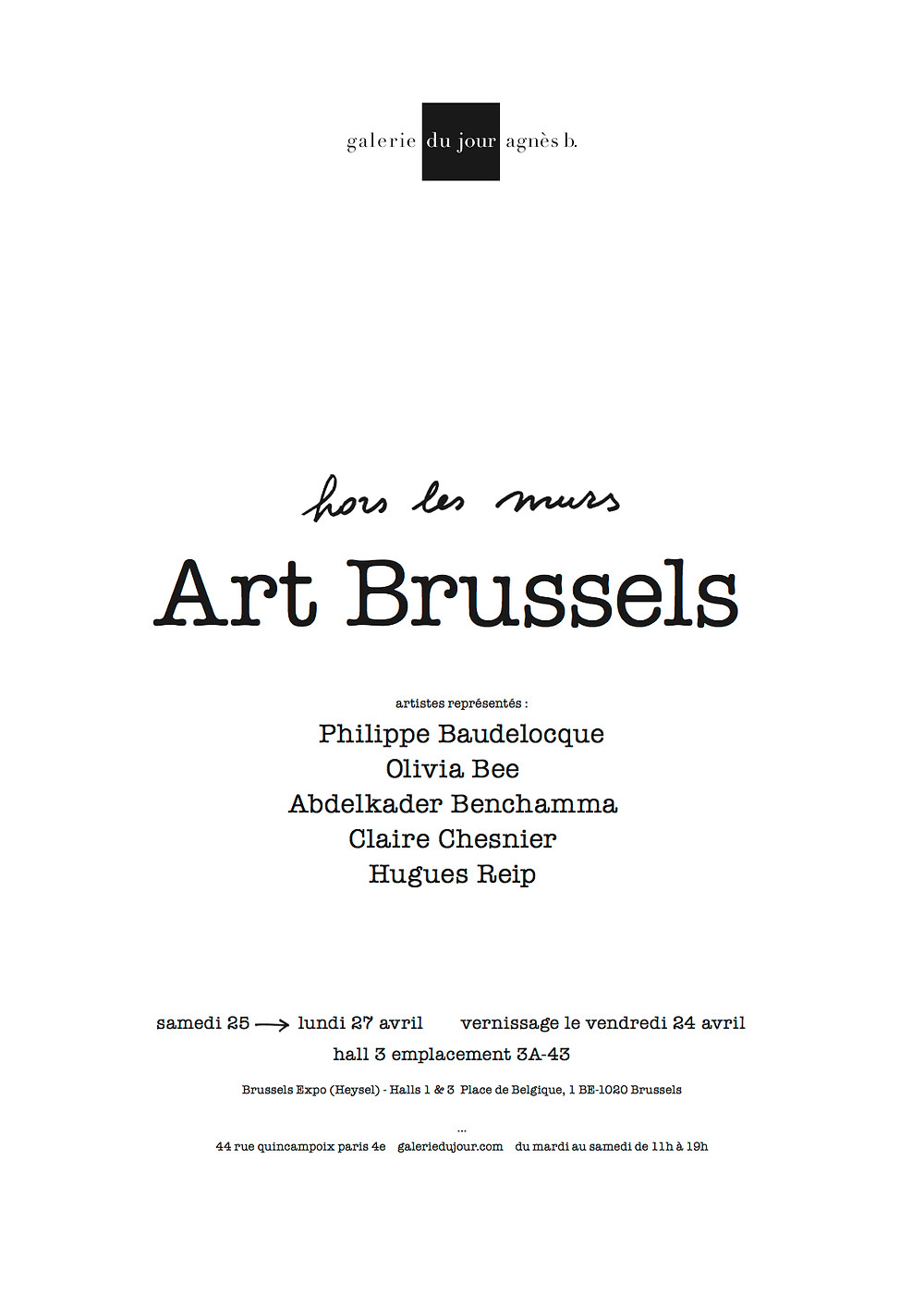 Art Brussels  Avril 2015 - detail 1.jpg