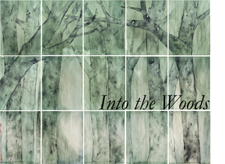 """Into the woods"", exposition de Cécile Granier de Cassagnac"