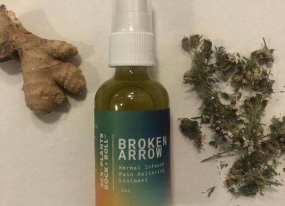 Broken Arrow - Pain Relieving Liniment