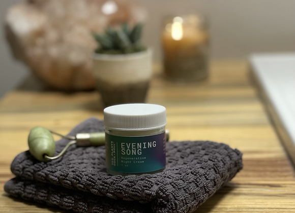 Evening Song - Regenerative Night Cream