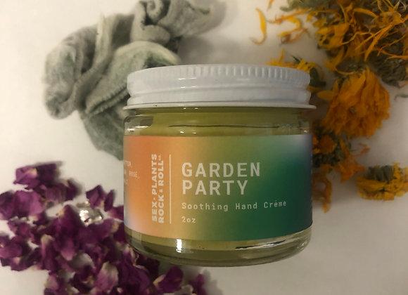 Garden Party - Hand Creme