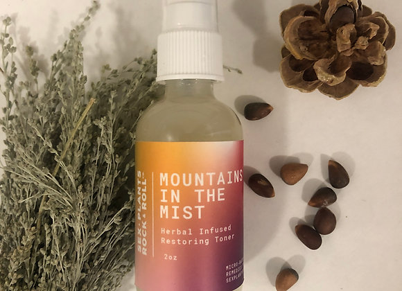 Mountains in the Mist - Toner