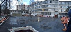 ГрупСпецПро, школа на маршала тухачевского, строительный объект, капиталпроектстрой, ППР на виды работ, охрана труда