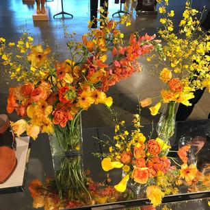 Display at Tod's showroom