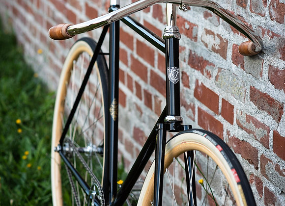 Custom 1890s-style Men's Bicycle