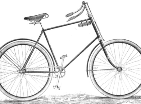Some Explanations of Victorian Bicycle Terms