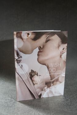 Wedding booklet