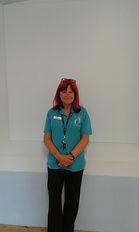 Alison Blackery.Manager & SENDCO Holding