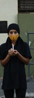 Marcha 10dpy - Internvención Frente a la ANR