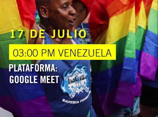 Conversatorio Amnistía Internacional Venezuela (2020)