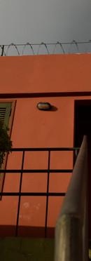 Casa Rota en Asunción, Py.