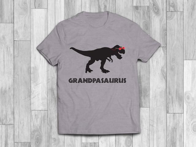 Grandpasaurus T-Shirt.jpg