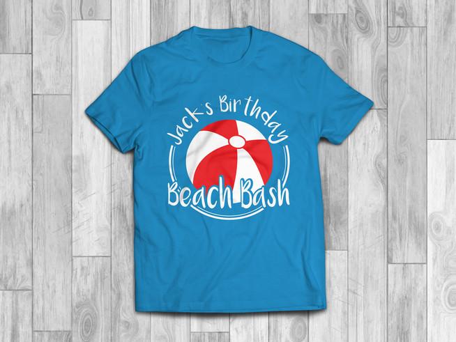 Jack's Birthday Beach Bash T-Shirt.jpg