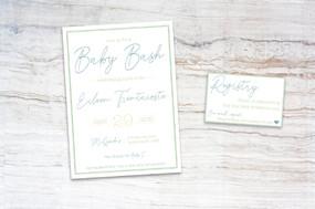 Baby Bash Invitation
