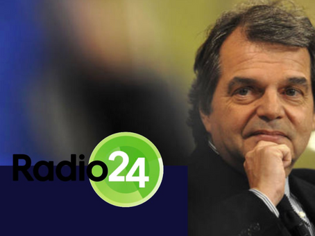 """Brunetta ministro della PA a Radio24: """"Trasparenza e Merito al centro dei concorsi"""""""