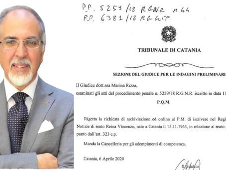 SUDPRESS: UniCt, avvocato dell'ateneo avvisato di reato e il Tar di Catania pesantemente bacchettato