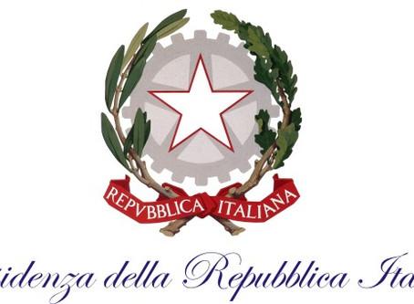 """Mattarella a Scirè: """"Anche nel settore universitario occorre sempre seguire trasparenza e legalità"""""""