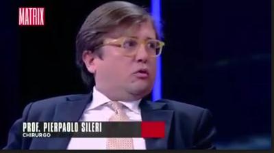 Minacce e isolamento: Pierpaolo Sileri intervistato a Matrix