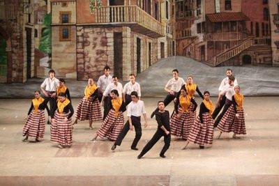 Aulas de Dança Espanhola