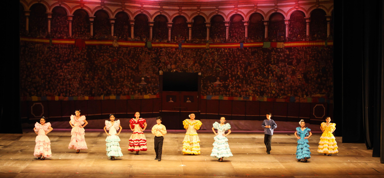 Grupo Infantil de Sevillanas