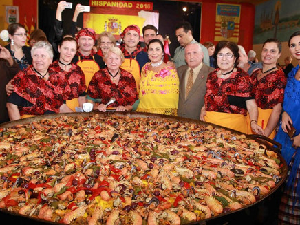 Los Amigos de Aragón en Curitiba celebraron el Día de la Hispanidad