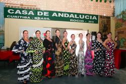 Festa do Rocio - Integrantes Flamenc
