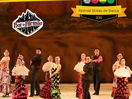 Festival Etnias de Dança - Bar do Alemão