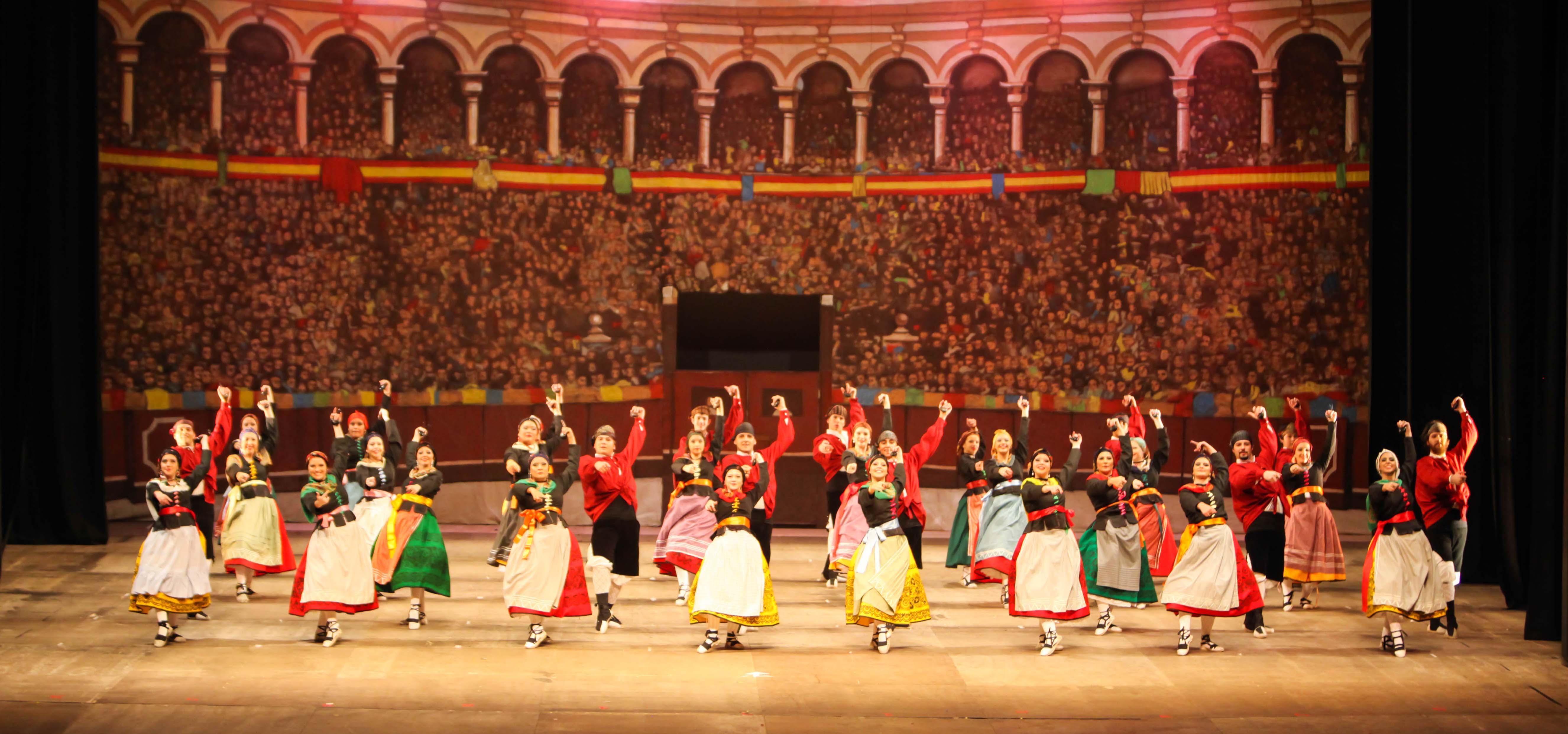 Jota Aragonesa - Teatro Guaíra