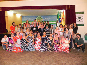 Más de 200 andaluces de Curitiba (Brasil) disfrutan de la gastronomía y la música de su tierra