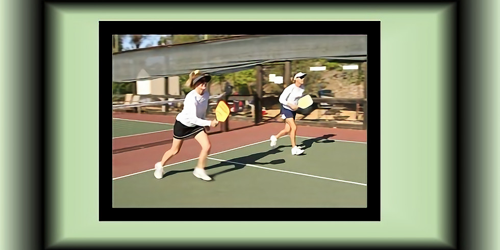 W21B 3.5 Clinic (Footwork/Paddle Position)