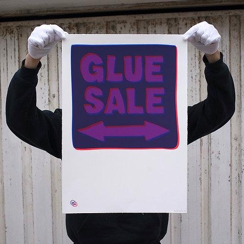 Glue Sale