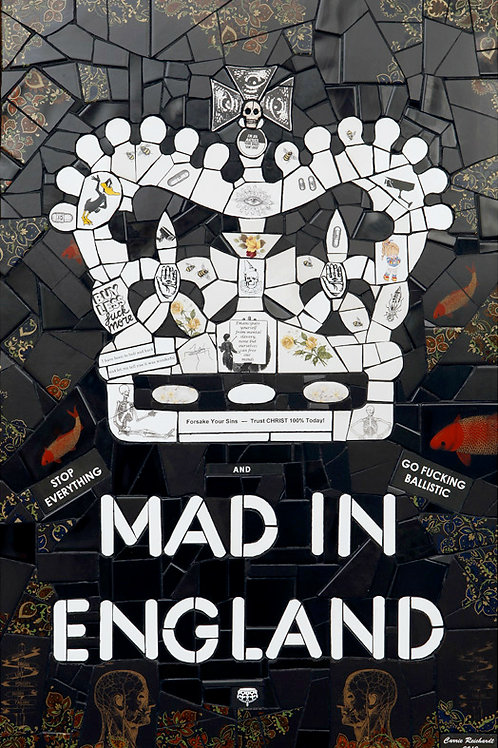 Mad In England (Black)